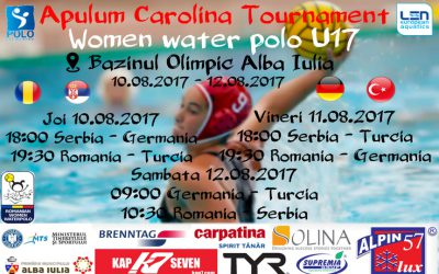 "Turneul International ""Apulum Carolina"" U17 feminin"