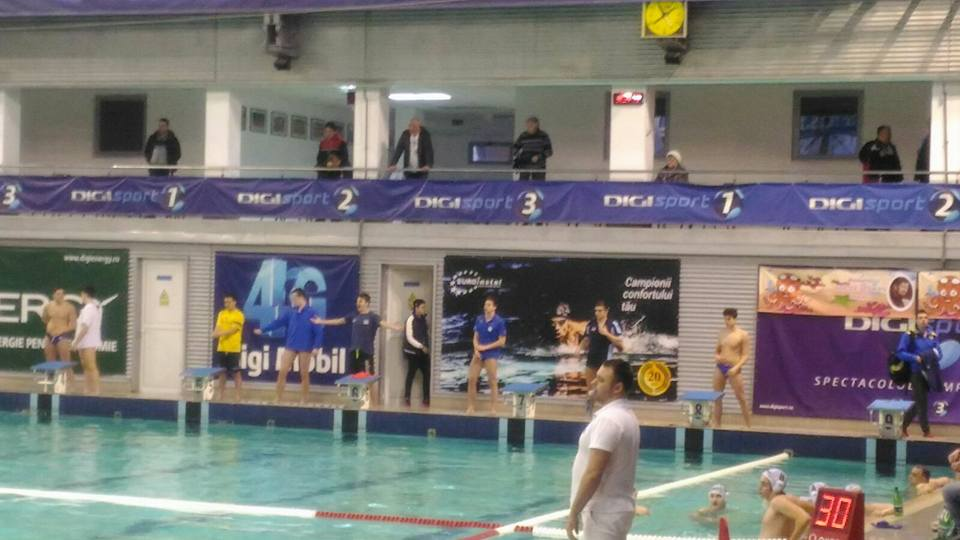 Campionatul National de Juniori I, Turneu Final 1, Oradea